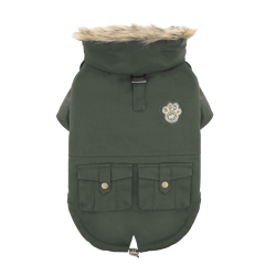 Cappotto Impermeabile Alaskan Army Parka Army Green