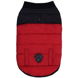 Cappotto Impermeabile Summit Stretch Vest Red