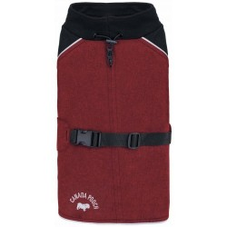 Cappotto Impermeabile The Expedition Coat Red