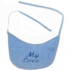 MICHI Bavaglio Azzurro My Love