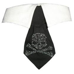 Crossbone Shirt Collar