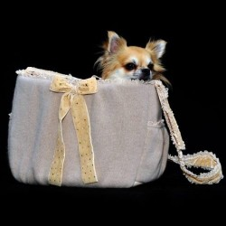 Couture Wool Bag