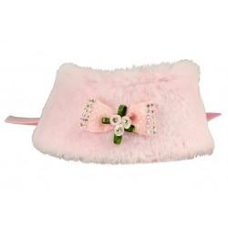 Fur Cape Pink