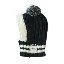HD Crown Knit Hat Grey