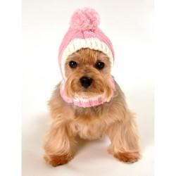 HD Crown Knit Hat Pink