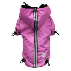 Puppagonia Rain Parka Pink