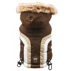 Swiss Alpine Jacket Brown