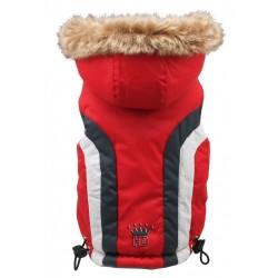 Swiss Alpine Jacket Red