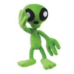 Tuffy Mighty Jr Liar Alien