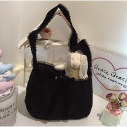 Very Lace Bag in Black
