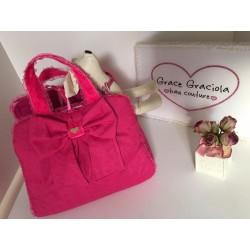Fucsia Mon Amour De Luxe Bag