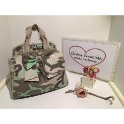 Camouflage Mon Amour De Luxe Bag