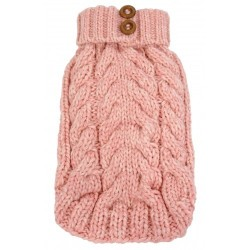 Cityscape Sweater Baby Pink