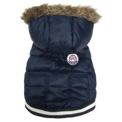 Expedition Parka Navy