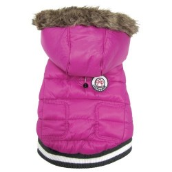 Expedition Parka Pink