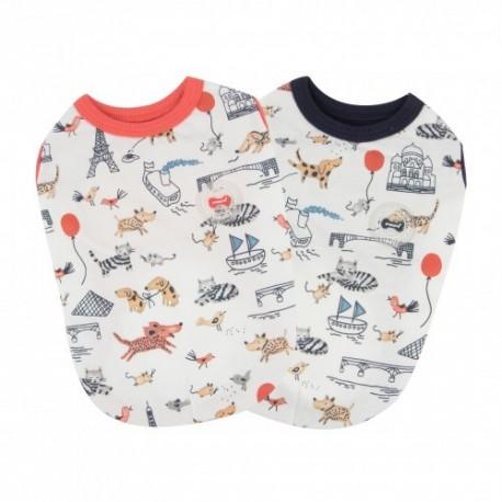 T-Shirt Animal Globe
