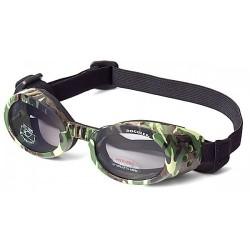 Occhiali DOGGLES ILS Camo Frame/Smoke Lens