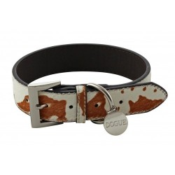 Dogue Collare Pony Hair Cat Collar Cow