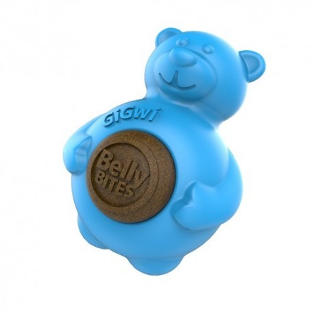 Gioco GiGwi Belly Bites Bear with Replaceble treats