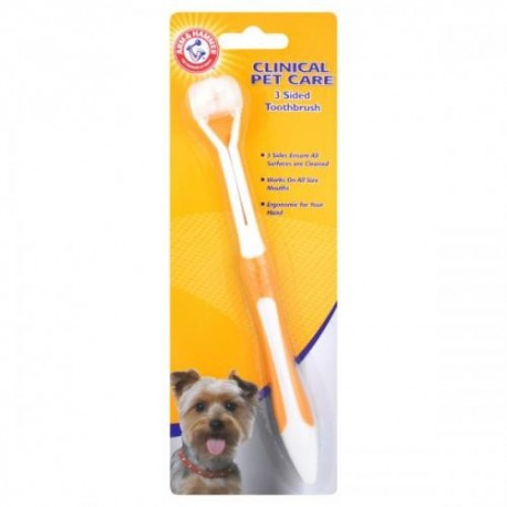 3 Sided Toothbrush