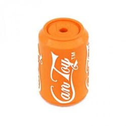 Sodapup X-Large Can Toy Orange Squeeze - Orange