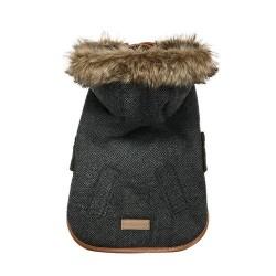 Cappotto Chelsea Coat Black