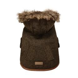 Cappotto Chelsea Coat Brown
