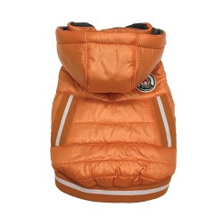 Cappotto impemeabile Arctic Tek Parka Orange