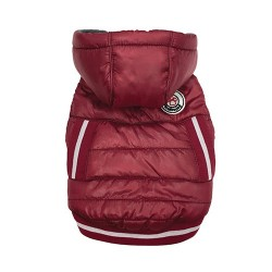 Cappotto impemeabile Arctic Tek Parka Red
