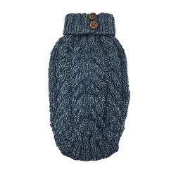 Maglia Cable Sweater Cream