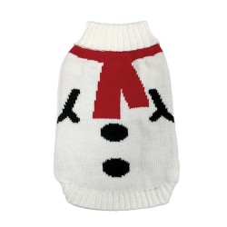 Maglia Ugly Sweater Snowman