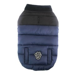 Cappotto Impermeabile Summit Stretch Vest Navy