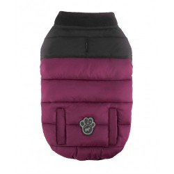 Cappotto Impermeabile Summit Stretch Vest Plum