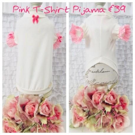 Pink T-Shirt Pijama