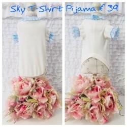 Sky T-Shirt Pijama