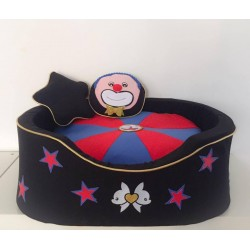 Circus Sparkling Bed