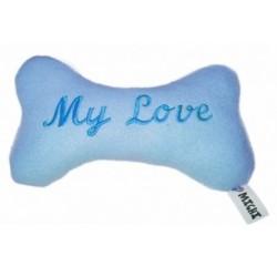 MICHI Gioco osso azzurro My Love