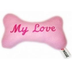 MICHI Gioco osso rosa My Love