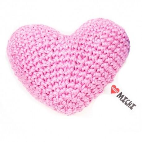Gioco Crochet Cuore Rosa