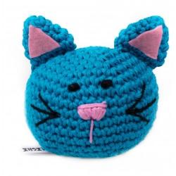 Gioco Crochet Gattino Blu