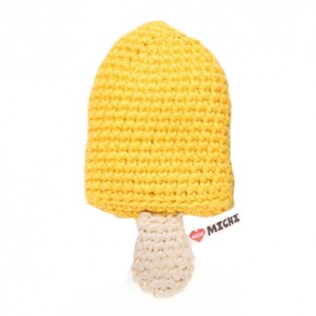 Gioco Crochet Gelato Giallo