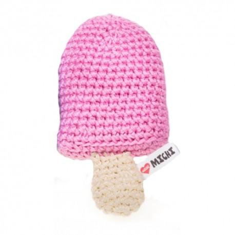 Gioco Crochet Gelato Rosa
