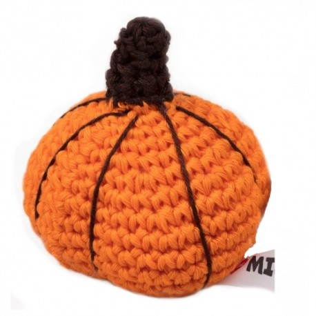 Gioco Crochet Zucca Arancione