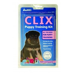 CLIX PUPPY TRAINING KIT