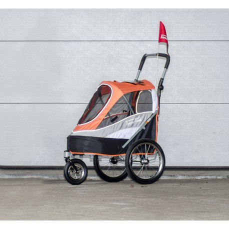 InnoPet® Sporty Dog Trailer Deluxe