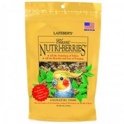 Classic Nutriberries KT/TL 284g - Per Piccoli e Medi Pappagalli