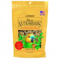 Classic Nutriberries Parrot 284g - Per Pappagalli