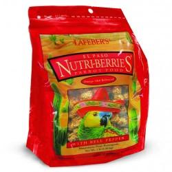 El Paso Nutriberries 1.36kg - Per Pappagalli