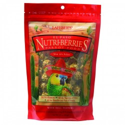 El Paso Nutriberries 284 g - Per Pappagalli