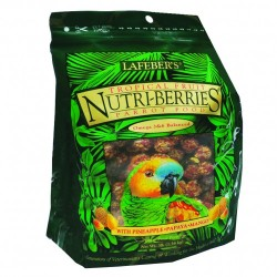 Tropical Nutriberries Parrot 1.36kg - Per Pappagalli